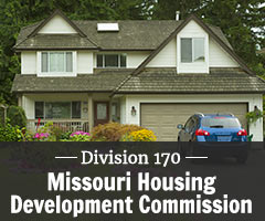 Division 170 - Missouri Housing Development Commission