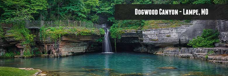 Dogwood Canyon - Lampe, MO