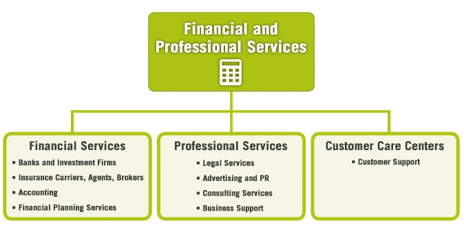 Financial and Professional Services