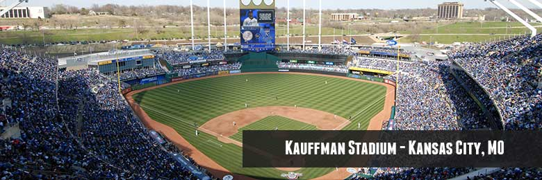 Kauffman Stadium - Kansas City, MO