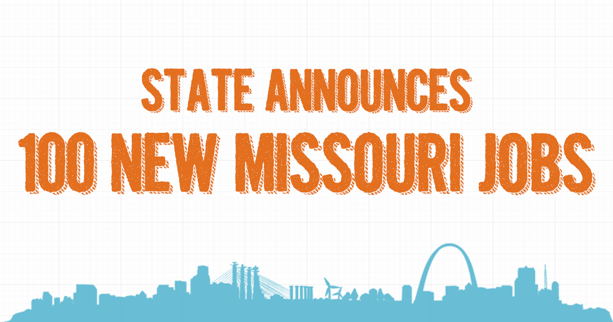 Perfect Business News. State Announces Projects Creating 272 New Jobs In Missouri