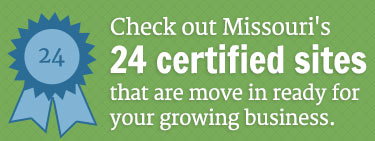Check out Missouri's 24 certified sites