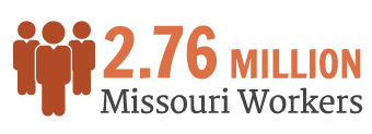 2.76 Million Missouri Workers