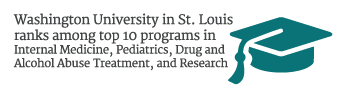 Washington University in St. Louis ranks among top 10 programs in Internal Medicine, Pediatrics, Drug and Alcohol Abuse Treatment, and Research