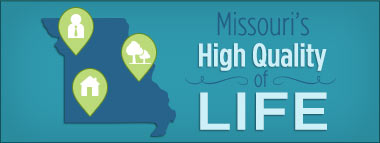 Missouri's High Quality of Life