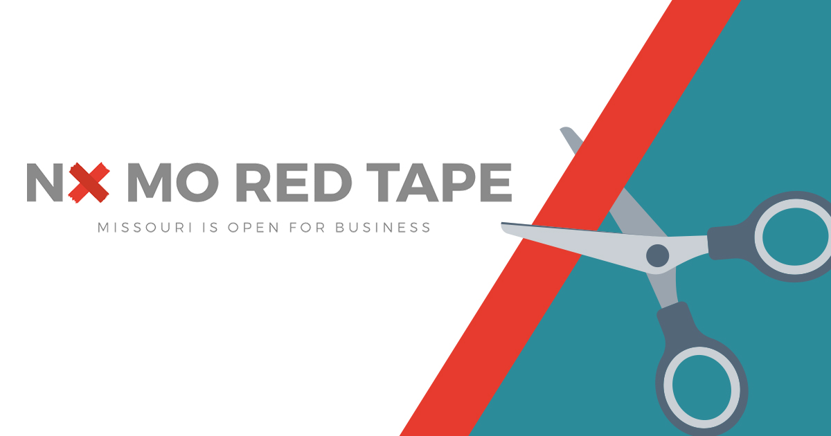 Department of Economic Development | No MO Red Tape