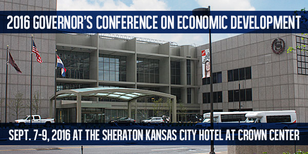 Governor's Conference at Sheraton Kansas City Hotel